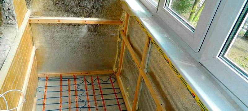 Утепление балконов в уфе по выгодным ценам.