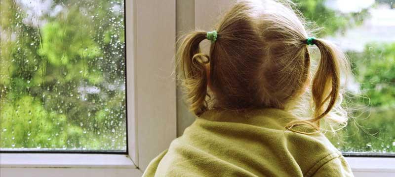 детские пластиковые окна